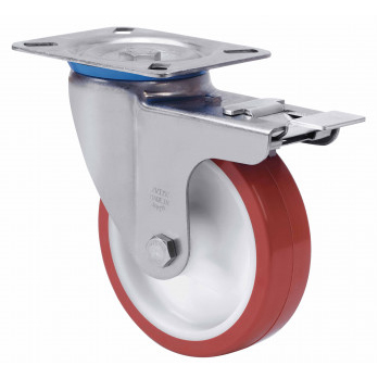 Stainless Steel Casters 132–881 lb